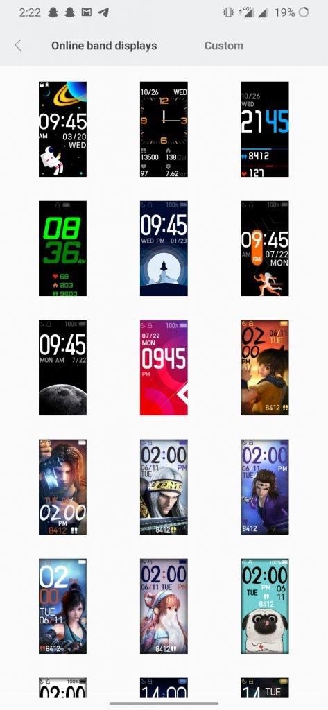 Mi Band 4 App