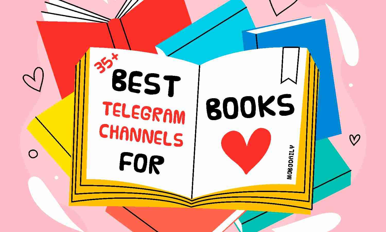 best-telegram-channels-for-books-mobodaily