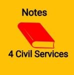 notes for civil services - upsc