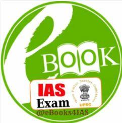 ebooks for UPSC Telegram Channel