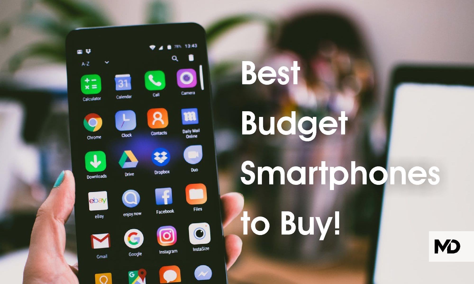 best-budget-smartphones-to-buy-india-2020