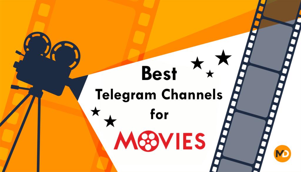 Best Telegram Channels For Movies