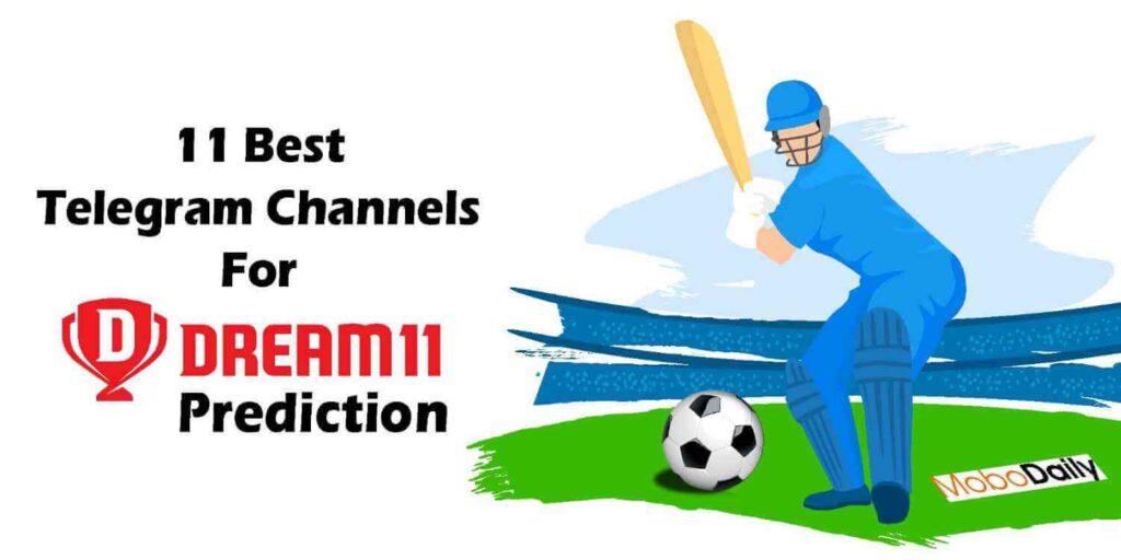 List of best Telegram channels for Dream11 Prediction