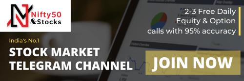 Nifty 50 & Stocks - Free Telegram channel